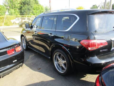 2012 Infiniti QX56 for sale at City Wide Auto Mart in Cleveland OH