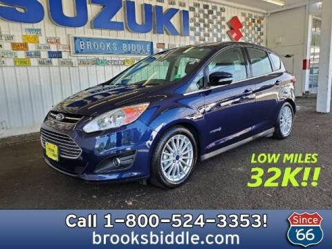 2016 Ford C-MAX Hybrid for sale at BROOKS BIDDLE AUTOMOTIVE in Bothell WA