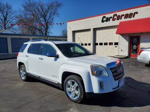 2012 GMC Terrain for sale at Car Corner in Mexico MO