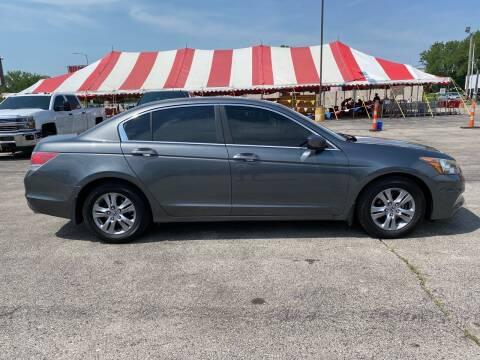 2012 Honda Accord for sale at Ramsey Motors in Riverside MO