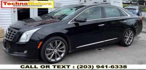 2014 Cadillac XTS for sale at Techno Motors in Danbury CT