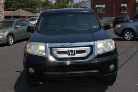 2011 Honda Pilot for sale at D&H Auto Group LLC in Allentown PA