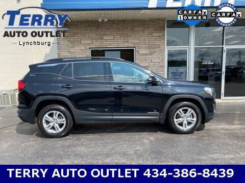2019 GMC Terrain for sale at Terry Auto Outlet in Lynchburg VA