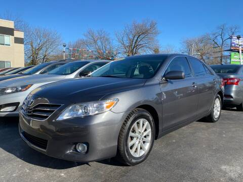 2011 Toyota Camry for sale at WOLF'S ELITE AUTOS in Wilmington DE