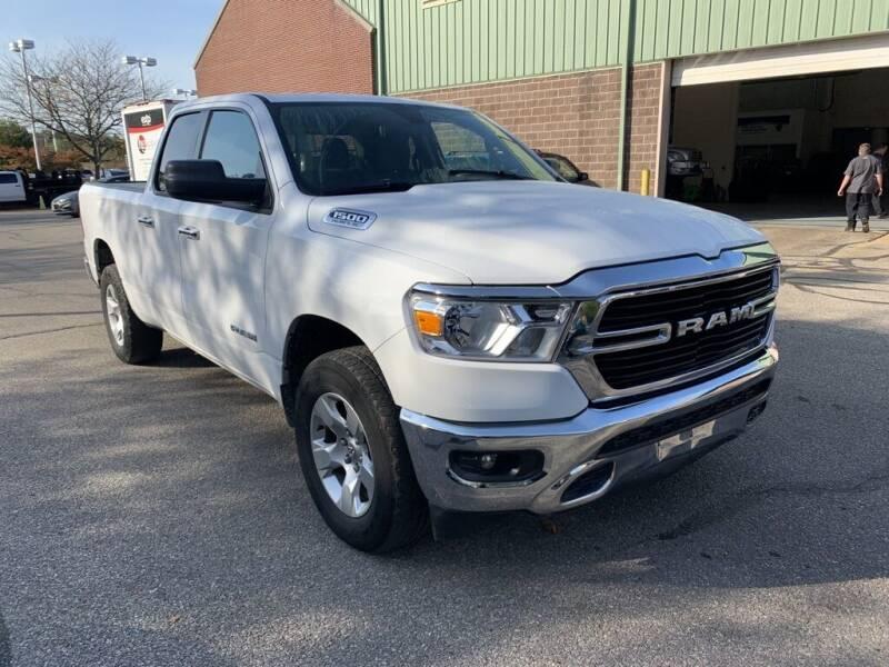 2020 RAM Ram Pickup 1500 for sale at Ganley Chevy of Aurora in Aurora OH