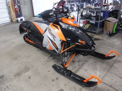 2018 Arctic Cat XF 8000 High Country (141)