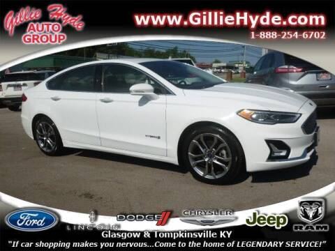 2019 Ford Fusion Hybrid for sale at Gillie Hyde Auto Group in Glasgow KY