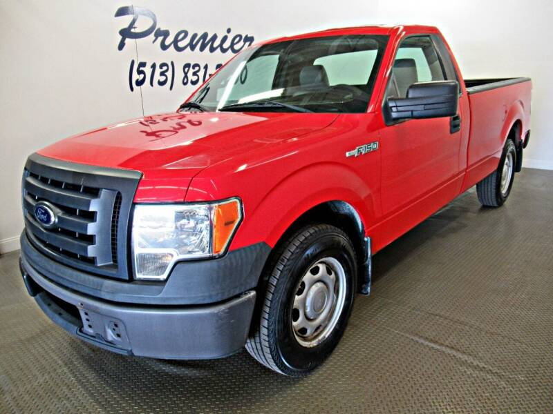 2012 Ford F-150 for sale at Premier Automotive Group in Milford OH