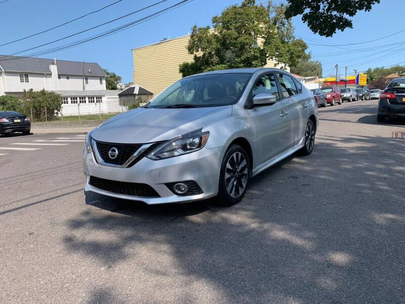 2017 Nissan Sentra for sale at Kapos Auto, Inc. in Ridgewood, Queens NY