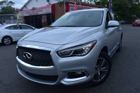 2020 Infiniti QX60 for sale at Foreign Auto Imports in Irvington NJ