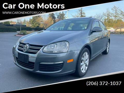 2010 Volkswagen Jetta for sale at Car One Motors in Seattle WA