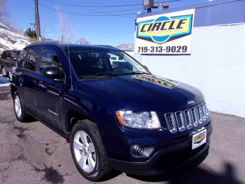 2013 Jeep Compass for sale at Circle Auto Center in Colorado Springs CO