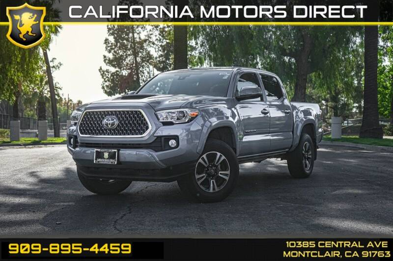 2019 Toyota Tacoma for sale in Montclair, CA