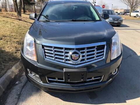 2014 Cadillac SRX for sale at NORTH CHICAGO MOTORS INC in North Chicago IL