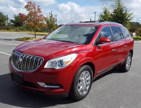 2013 Buick Enclave for sale at memar auto sales, inc. in Marietta GA