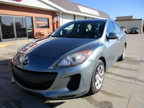 2012 Mazda MAZDA3 for sale at Eden's Auto Sales in Valley Center KS