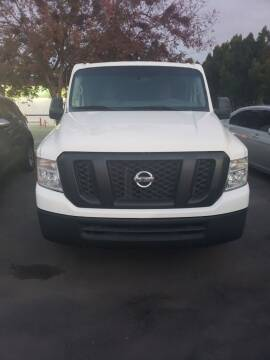 2016 Nissan NV Cargo for sale at Thomas Auto Sales in Manteca CA