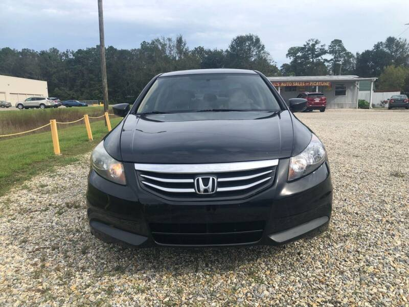 2012 Honda Accord for sale at Paul's Auto Sales of Picayune in Picayune MS
