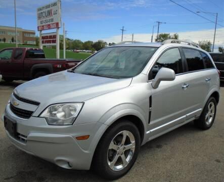 2013 Chevrolet Captiva Sport for sale at AutoLink LLC in Dayton OH