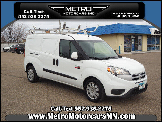 2017 RAM ProMaster City Wagon for sale at Metro Motorcars Inc in Hopkins MN