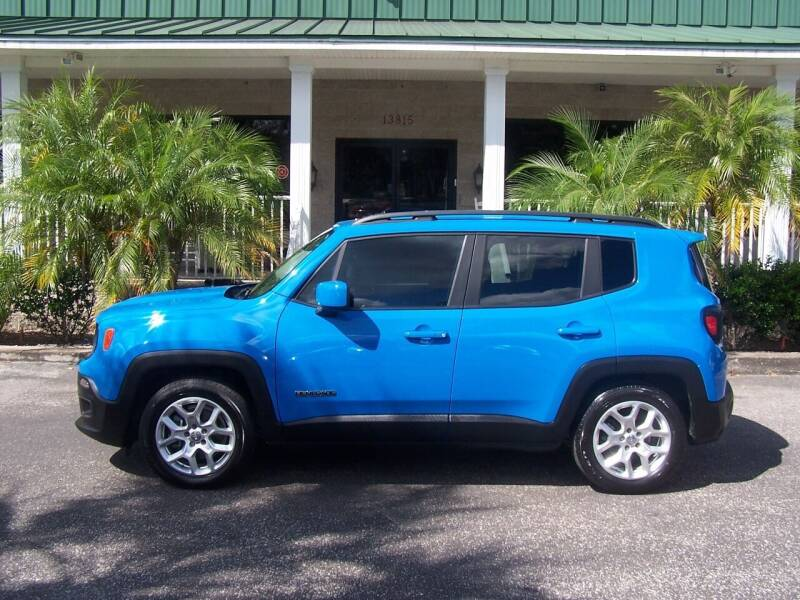 2015 Jeep Renegade for sale at Thomas Auto Mart Inc in Dade City FL