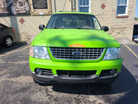 2004 Ford Explorer for sale at Discovery Auto Sales in New Lenox IL