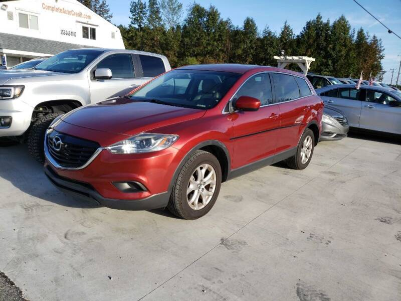 2015 Mazda CX-9 for sale at Complete Auto Credit in Moyock NC