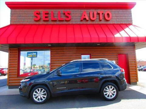 2014 Jeep Cherokee for sale at Sells Auto INC in Saint Cloud MN