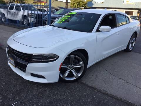 2015 Dodge Charger for sale at 2955 FIRESTONE BLVD in South Gate CA