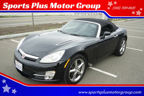 2007 Saturn SKY for sale at Sports Plus Motor Group LLC in Sunnyvale CA