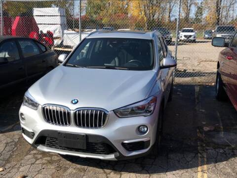 2019 BMW X1 for sale at Mr Intellectual Cars in Shelby Township MI
