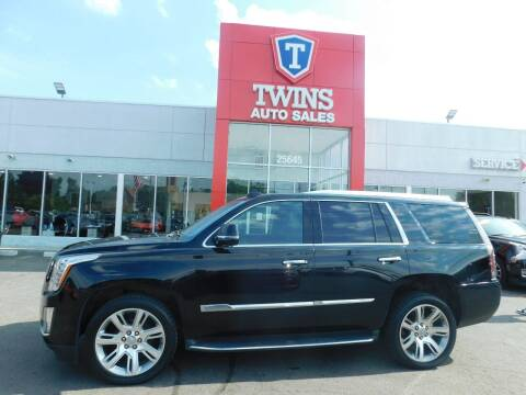 2015 Cadillac Escalade for sale at Twins Auto Sales Inc Redford 1 in Redford MI