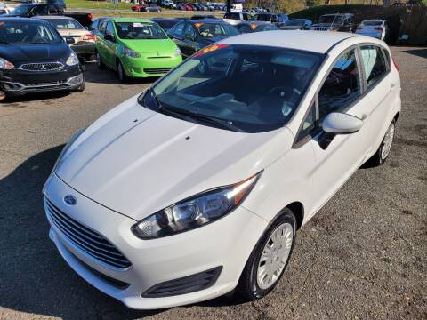 2016 Ford Fiesta for sale at Ace Auto Brokers in Charlotte NC