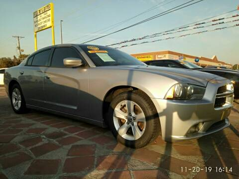 2013 Dodge Charger for sale at CAPITOL AUTO SALES LLC in Baton Rouge LA