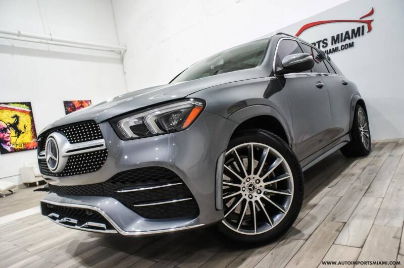 2020 Mercedes-Benz GLE for sale at AUTO IMPORTS MIAMI in Fort Lauderdale FL