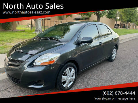 2009 Toyota Yaris for sale at North Auto Sales in Phoenix AZ