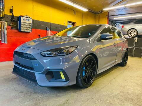 2017 Ford Focus for sale at Milford Automall Sales and Service in Bellingham MA