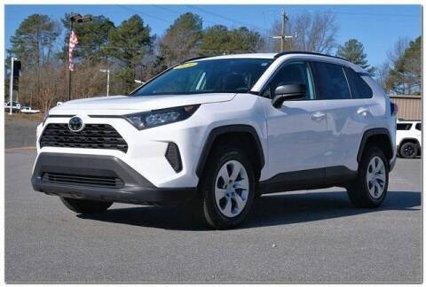 2020 Toyota RAV4 for sale at WHITE MOTORS INC in Roanoke Rapids NC