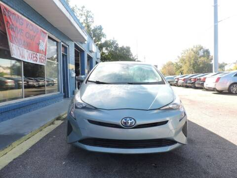 2017 Toyota Prius for sale at Drive Auto Sales & Service, LLC. in North Charleston SC