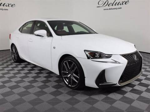 2017 Lexus IS 300 for sale at DeluxeNJ.com in Linden NJ