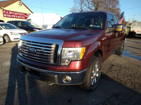 2010 Ford F-150 for sale at P J McCafferty Inc in Langhorne PA