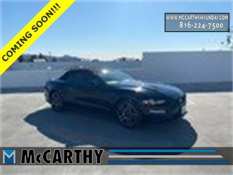 2019 Ford Mustang for sale at Mr. KC Cars - McCarthy Hyundai in Blue Springs MO