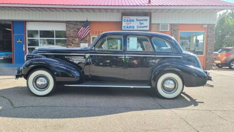 1939 Buick Century for sale at Twin City Motors in Grand Forks ND