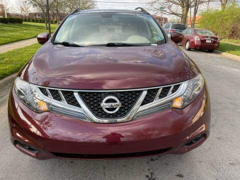 2011 Nissan Murano for sale at Via Roma Auto Sales in Columbus OH