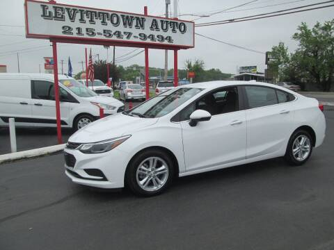 2018 Chevrolet Cruze for sale at Levittown Auto in Levittown PA