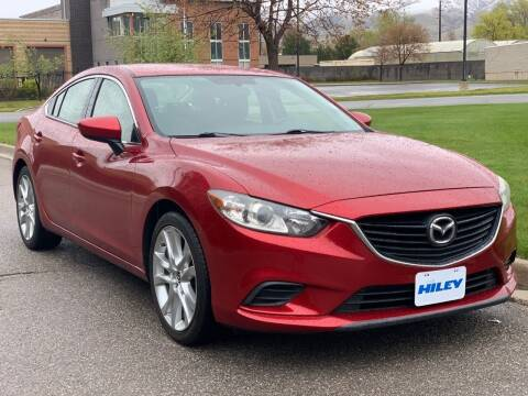 2014 Mazda MAZDA6 for sale at A.I. Monroe Auto Sales in Bountiful UT