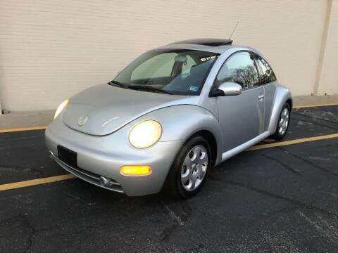 2003 Volkswagen New Beetle for sale at Carland Auto Sales INC. in Portsmouth VA