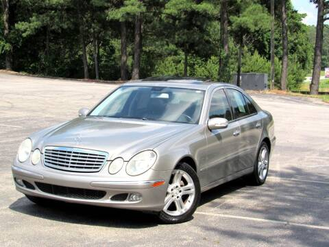2005 Mercedes-Benz E-Class for sale at Amana Auto Care Center in Raleigh NC