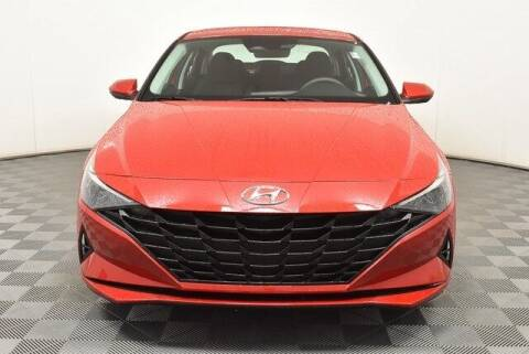 2021 Hyundai Elantra for sale at Southern Auto Solutions-Jim Ellis Hyundai in Marietta GA