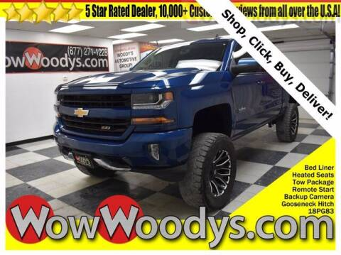 2018 Chevrolet Silverado 1500 for sale at WOODY'S AUTOMOTIVE GROUP in Chillicothe MO